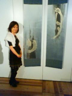 古代文字ART<br />  展inエコプラザ